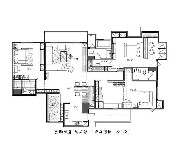 登楊漱夏10103024平配-Model