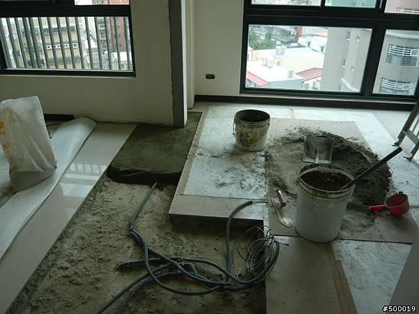 泥作工程~包含拆牆, 拆補地磚, 埋設管線2.jpg