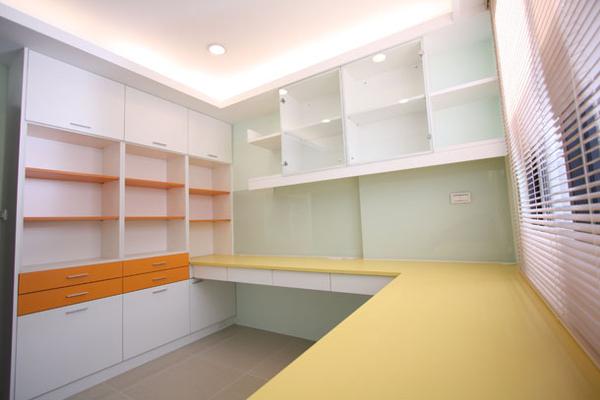 墨比雅室內設計_書房設計