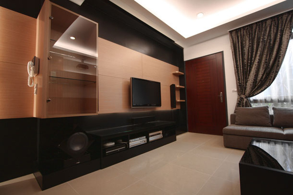 墨比雅室內設計_客廳設計