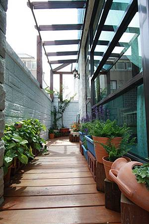墨比雅室內設計_庭園造景