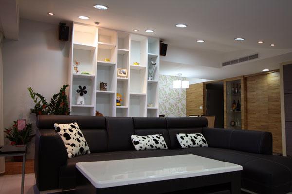 墨比雅空間設計_客廳