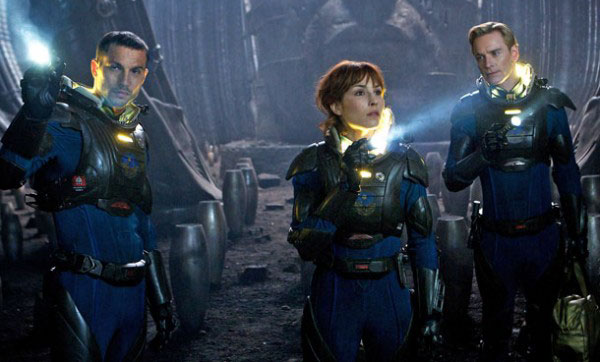 Logan-Marshall-Noomi-Rapace-and-Michael-Fassbender-in-Prometheus-600x450