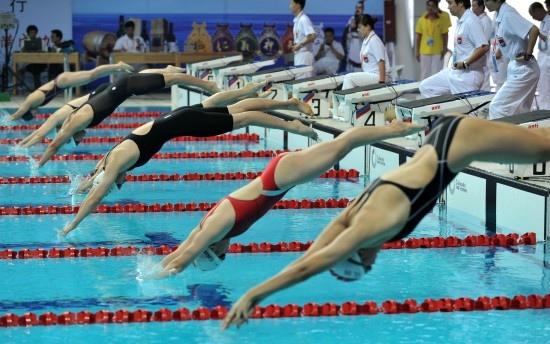 游泳001