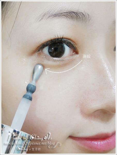 別讓眼睛透露出你的年齡。LANCOME蘭蔻。超進化肌因亮眼精粹 (6).jpg