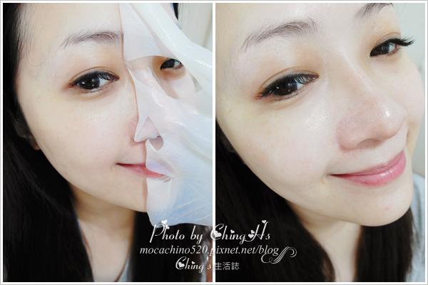 敏弱肌的專屬面膜。LADY MARIAN美魔力。修護舒敏生物纖維面膜 (8).jpg