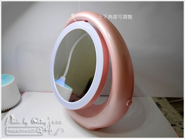 化妝台上的必備精品。YUWA。自然光化妝鏡燈。開箱新體驗 (4).jpg