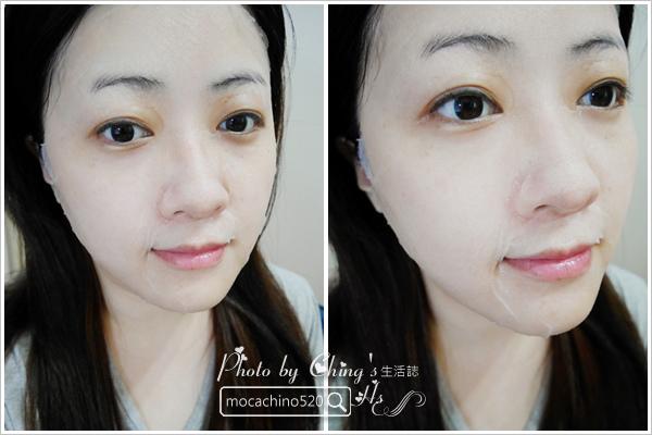 密集保養讓肌膚達到巔峰。GOLDEN FACE TAIWAN 金面子。瞬間煥膚水光面膜。蜂王漿乳霜發光面膜 (5).jpg