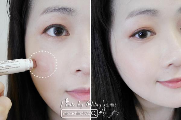 2017土色彩妝正流行。innisfree 3D光影修修眼彩筆。新品開箱 (10).jpg