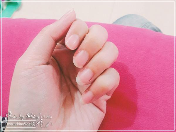 誰說短指甲不能做光療 超可愛熊本熊凝膠美甲在K Nail studio。噗咪美甲設計師 (6).jpg