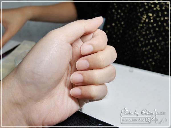 誰說短指甲不能做光療 超可愛熊本熊凝膠美甲在K Nail studio。噗咪美甲設計師 (10).jpg