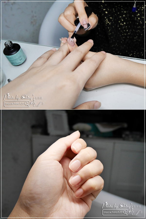 誰說短指甲不能做光療 超可愛熊本熊凝膠美甲在K Nail studio。噗咪美甲設計師 (11).jpg