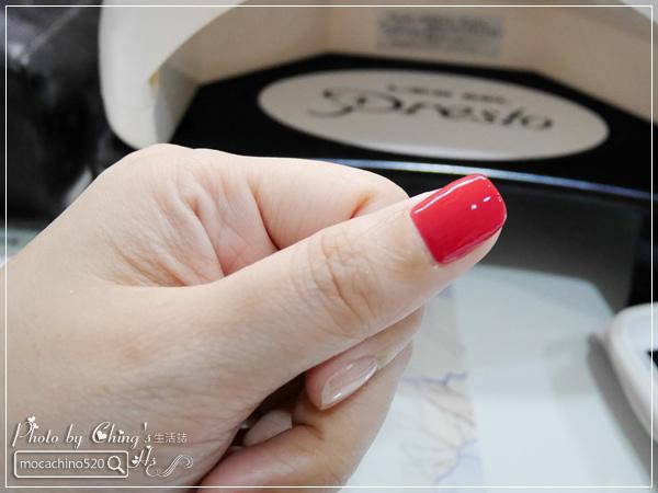 誰說短指甲不能做光療 超可愛熊本熊凝膠美甲在K Nail studio。噗咪美甲設計師 (13).jpg