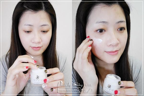 讓肌膚恢復晶。透。亮,緊緻童顏不是夢。MIZU GIRL水之美 淡斑彈膚精萃、抗皺修護活膚霜 (13).jpg