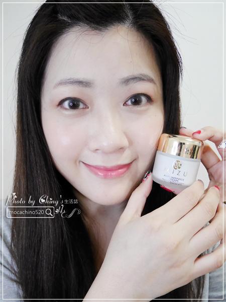 讓肌膚恢復晶。透。亮,緊緻童顏不是夢。MIZU GIRL水之美 淡斑彈膚精萃、抗皺修護活膚霜 (19).jpg