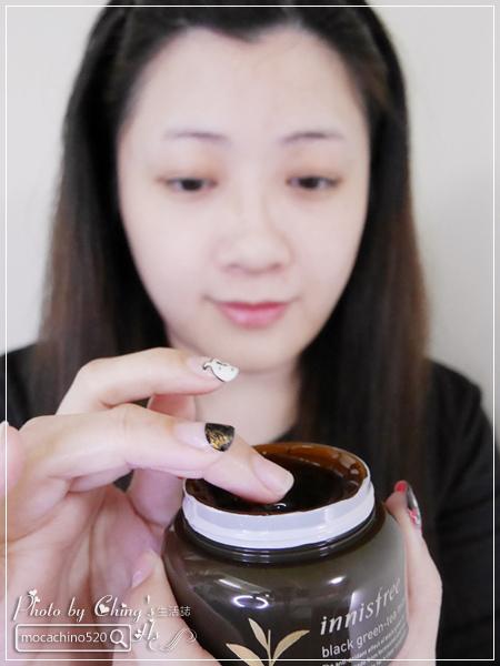 新品開箱。做個凍齡的女人。innisfree。極酵綠茶抗齡系列 (4).jpg
