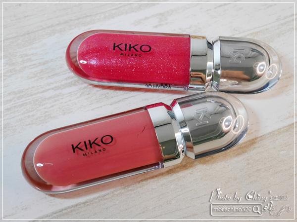開箱。小資女必buy。來自義大利的平價彩妝。KIKO MILANO 眼唇彩妝分享 (2).jpg