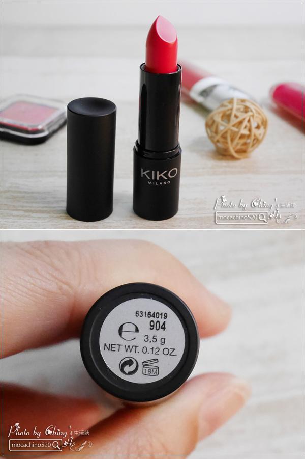開箱。小資女必buy。來自義大利的平價彩妝。KIKO MILANO 眼唇彩妝分享 (11).jpg