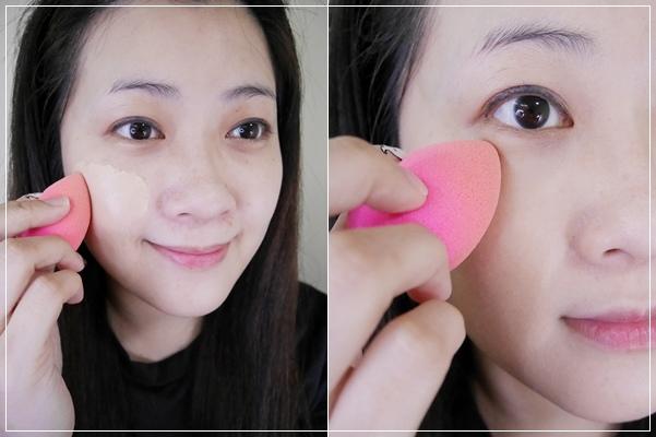 打造高清畫質絲緞光感透嫩妝容。FRANCENA法蘭西娜 輕透緞光粉底液 (5).jpg