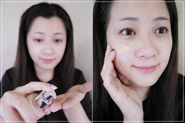 打造高清畫質絲緞光感透嫩妝容。FRANCENA法蘭西娜 輕透緞光粉底液 (4).jpg