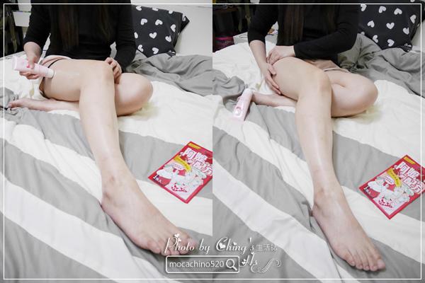 睡前的腿部保養,擺脫腫腫腿的祕方。阿嬤的配方 紅豆薏仁美腿精華按摩霜 (12).jpg