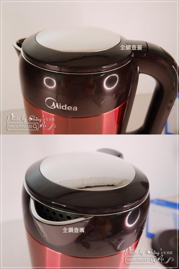 小家庭必備。Midea美的 1.7L 雙層防燙不繡鋼快煮壺 (9).jpg