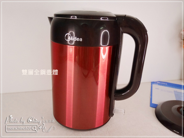 小家庭必備。Midea美的 1.7L 雙層防燙不繡鋼快煮壺 (8).jpg