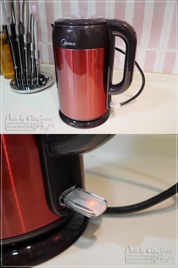 小家庭必備。Midea美的 1.7L 雙層防燙不繡鋼快煮壺 (17).jpg
