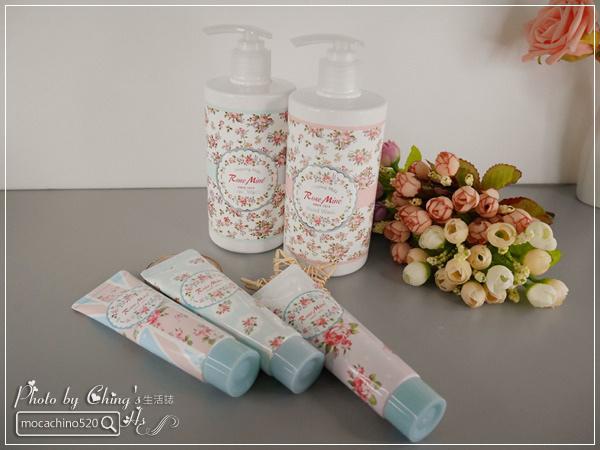 還我纖纖玉手,居家香氛手部保養。韓國 EVAS 玫瑰花園香水洗手乳、玫瑰香水護手霜 (2).jpg