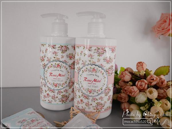 還我纖纖玉手,居家香氛手部保養。韓國 EVAS 玫瑰花園香水洗手乳、玫瑰香水護手霜 (3).jpg
