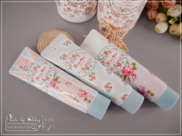 還我纖纖玉手,居家香氛手部保養。韓國 EVAS 玫瑰花園香水洗手乳、玫瑰香水護手霜 (11).jpg