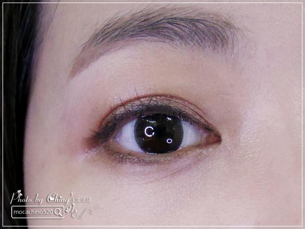 新手必備眼妝品推薦。JOURMOE 3 in 1眼彩筆。快速打造不同眼妝 (20).jpg