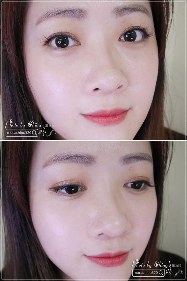 新手必備眼妝品推薦。JOURMOE 3 in 1眼彩筆。快速打造不同眼妝 (24).jpg