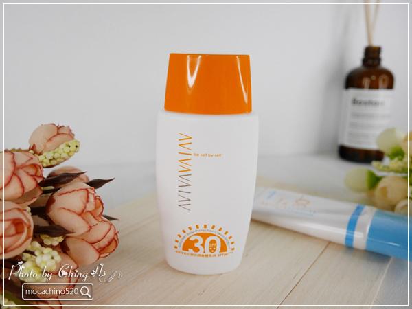 這個夏天,想黑也難,身體防曬新選擇。AVIVA 水漾身體防晒乳液,防曬推薦 (2).jpg