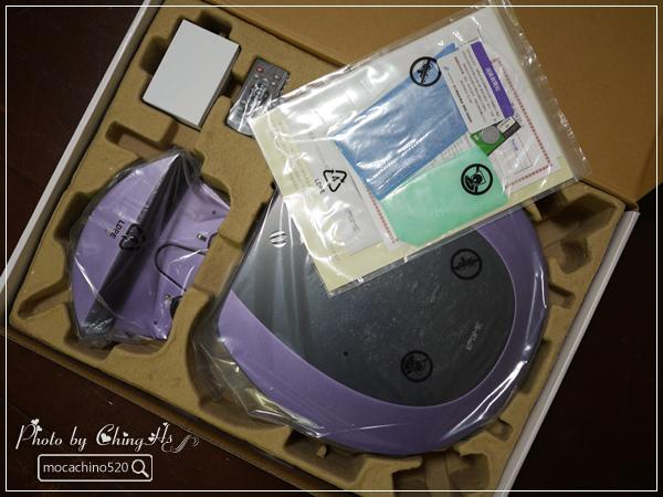 居家小幫手,EMEME 掃地機器人吸塵器 Tulip 101開箱介紹篇,掃地機器人推薦 (6).jpg