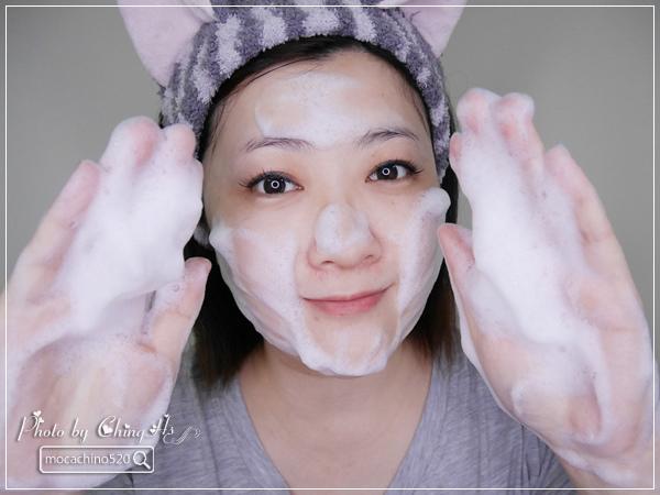 清潔是肌膚保養的第一步。三吉美膚機構 SANJE 深層淨膚洗顏組 (10).jpg