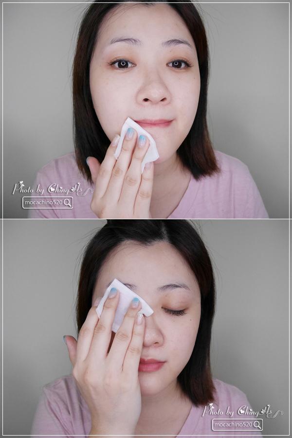 混合肌膚專屬保養。SOFINA 蘇菲娜 飽水控油雙效化妝水、水凝乳液、日間防護乳 (5).jpg