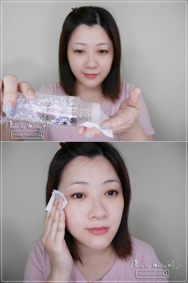 混合肌膚專屬保養。SOFINA 蘇菲娜 飽水控油雙效化妝水、水凝乳液、日間防護乳 (4).jpg