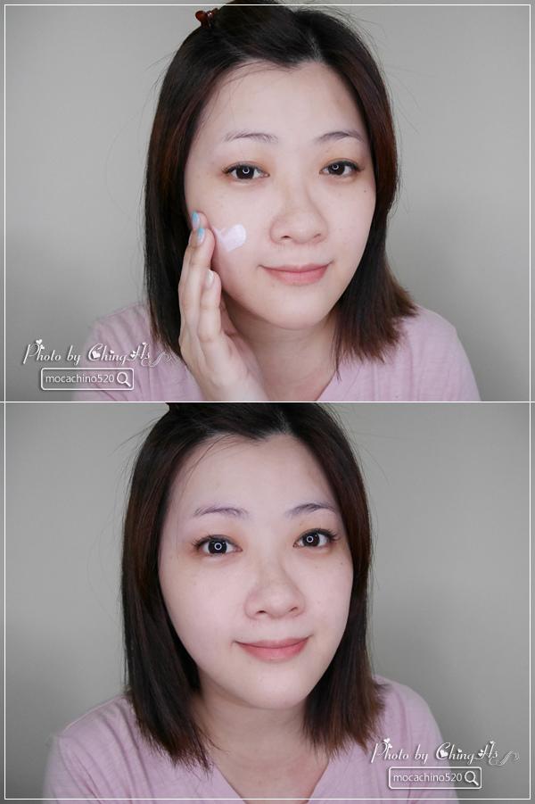 混合肌膚專屬保養。SOFINA 蘇菲娜 飽水控油雙效化妝水、水凝乳液、日間防護乳 (14).jpg