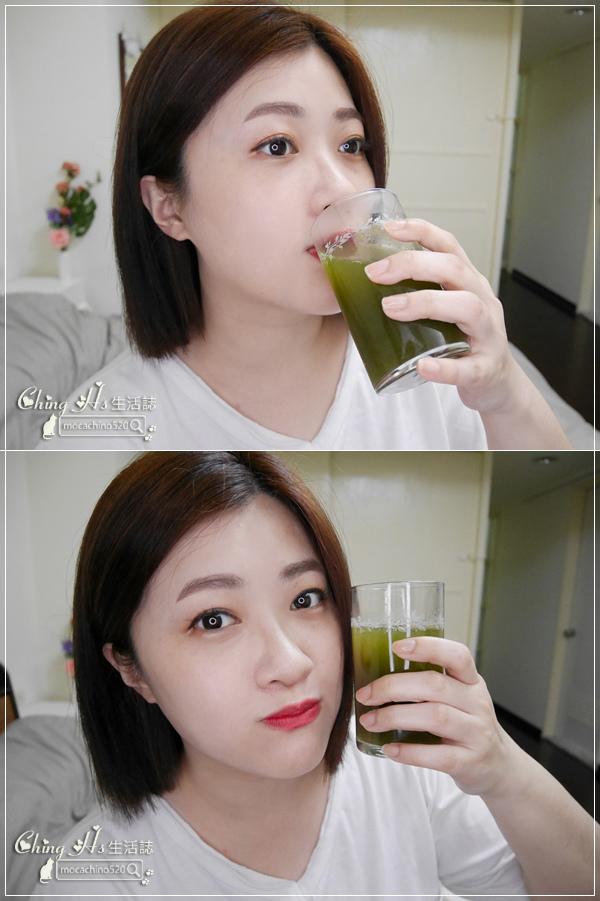 給我滿滿營養與守護,外食沒煩惱,Very Green Smoothie 大麥若葉酵素粉 (15).jpg