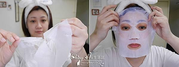 新品開箱。試色報告。innisfree 超貼膚精華面膜、雙步驟角質護理面膜、小V臉緊緻雙面膜、果漾精油唇萃 (5).jpg