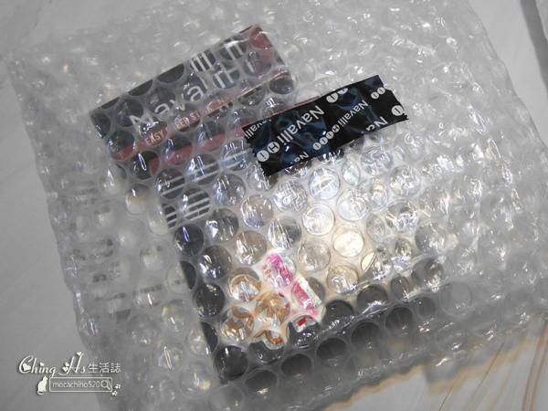 用LINE購物好方便,FANSbee機器人x Navalli Hill 購物教學x戰利品開箱 (18).jpg