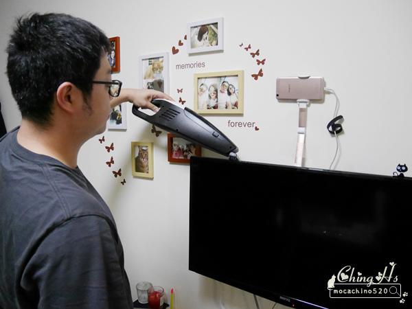 無線吸塵器推薦,居家環境整潔的好幫手,幸福媽咪 2 in 1無線除塵器直立式吸塵器 (17).jpg