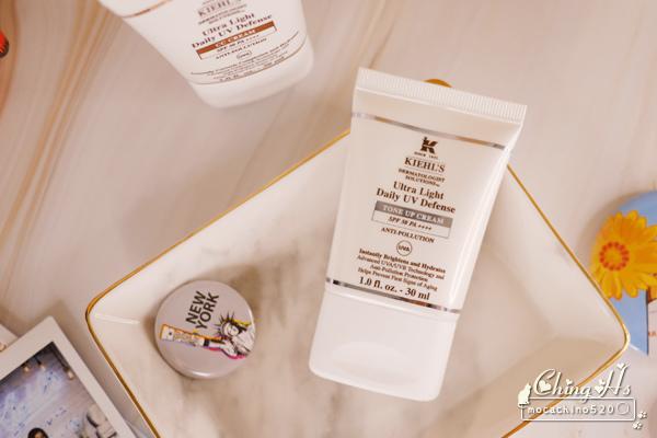 第一瓶可以發光兼防曬的革命霜效UV素顏霜推薦,Kiehl%5Cs契爾氏 集高效發光素顏霜、集高效輕透潤色CC霜 (7).jpg