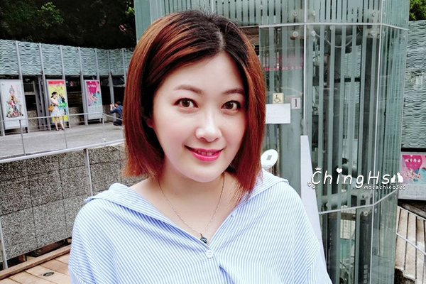 台北中山區美髮推薦, 到FIN Hair Salon找藝人網紅指定髮型設計師Andy拯救燙爆炸的布丁頭 (2).jpg