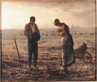 晚禱-米勒 圖/法國奧塞美術館提供4193939-1782071.jpg