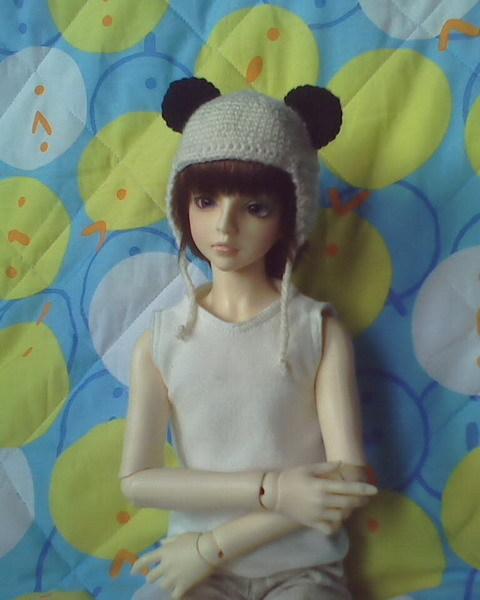 馨怡做的帽子(*′▽`*)