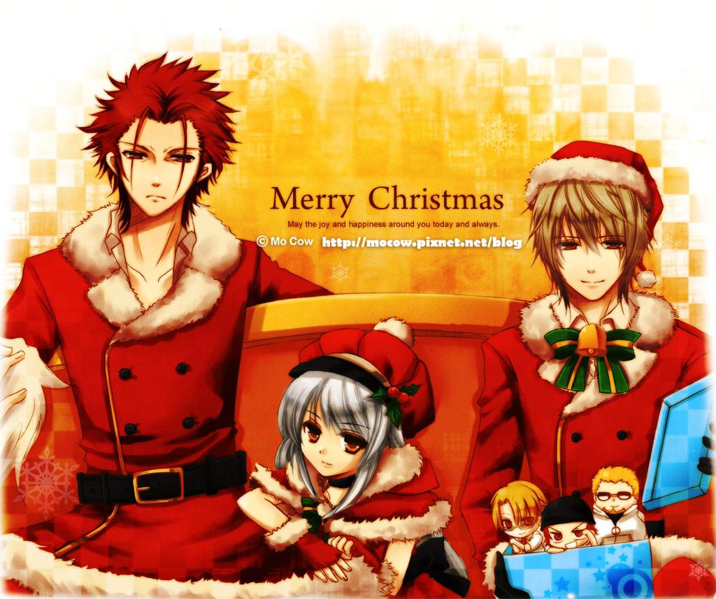 K聖誕快樂