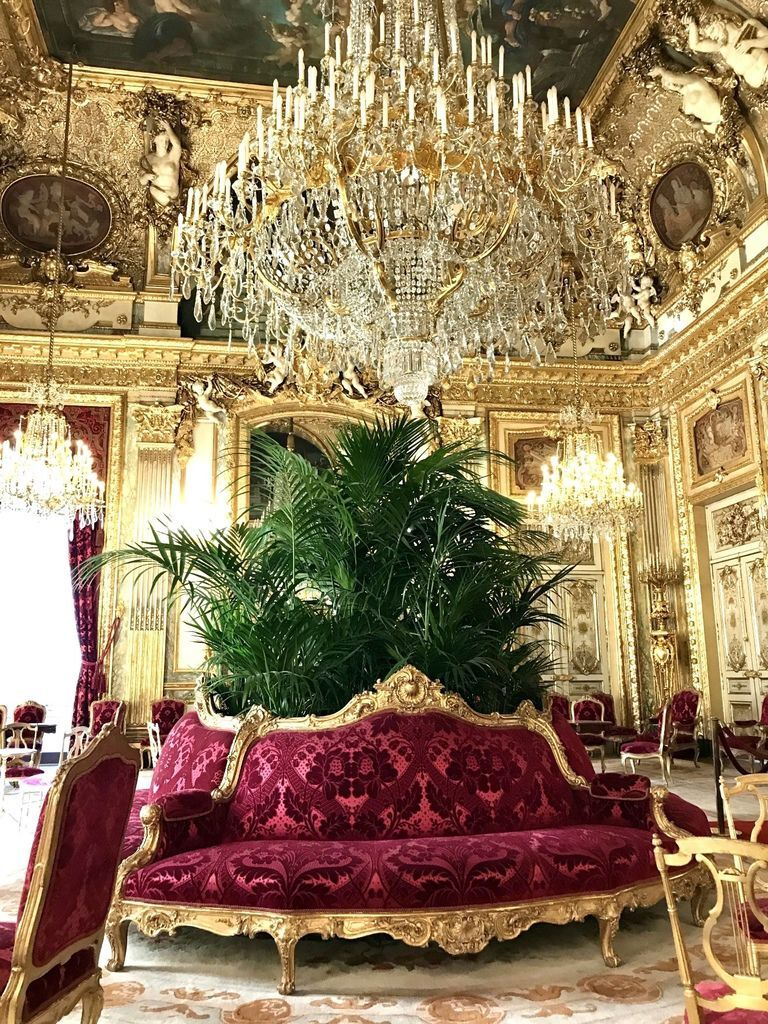 巴黎羅浮宮拿破崙三世套房1.JPG