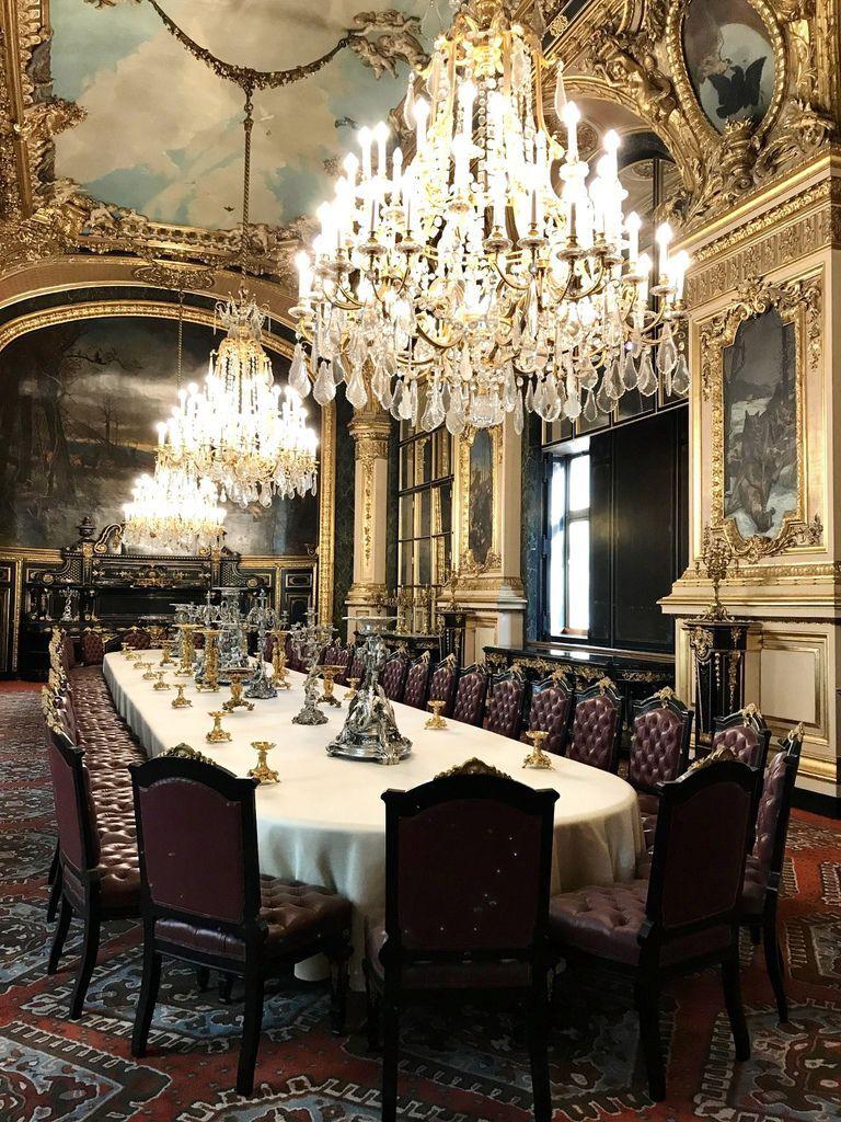 巴黎羅浮宮拿破崙三世套房4.JPG